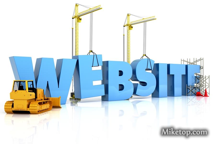 Website Webseite Neueroeffnung Geburt Willkommen Neu Miketop