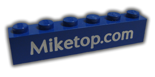 Lego Miketop
