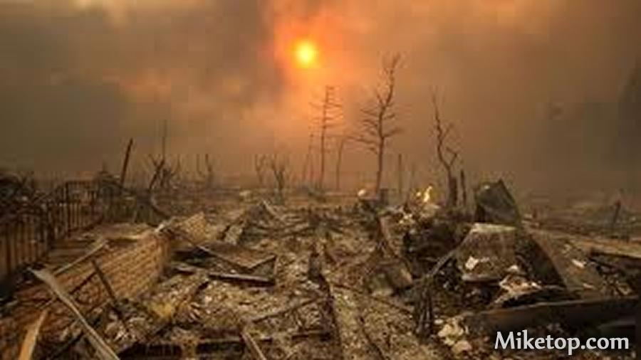 Klimawandel Naturkatastrophen Miketop