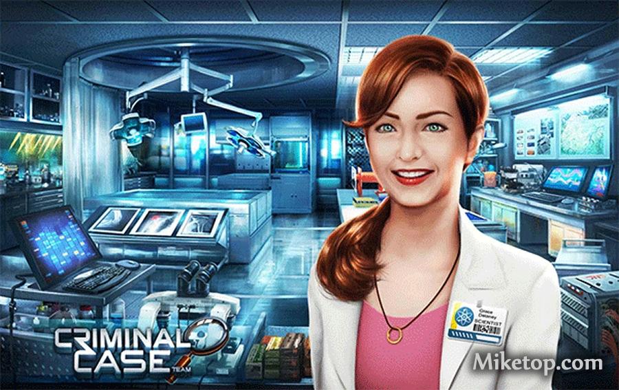Criminal Case Criminal-Case Laboratory Labor Game Miketop