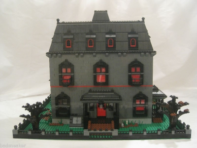 lego psycho haus miketop. Black Bedroom Furniture Sets. Home Design Ideas