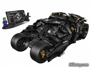 Lego Tumbler Batman Batmobile 2014 Joker 76023 Miketop 01