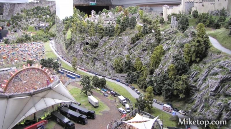 bilder berge modelleisenbahn