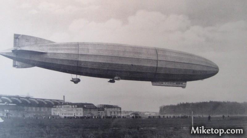 Das Zweite Englische Lenkbare Kriegsluftschiff Bei Seinem 1.aufstieg Von 1908 Sammeln & Seltenes
