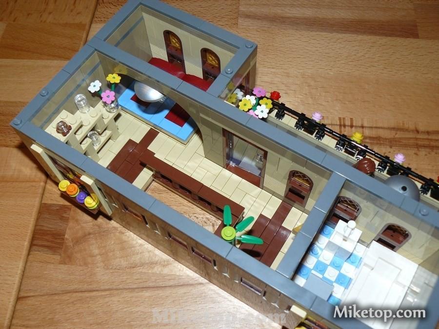 And 2015 Lego Modular Building